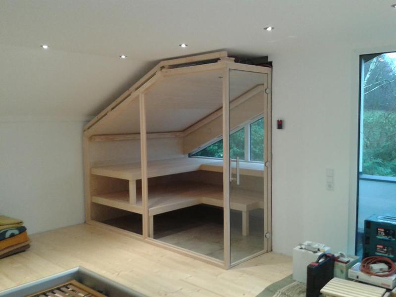 saunabau recktenwald saunabau. Black Bedroom Furniture Sets. Home Design Ideas